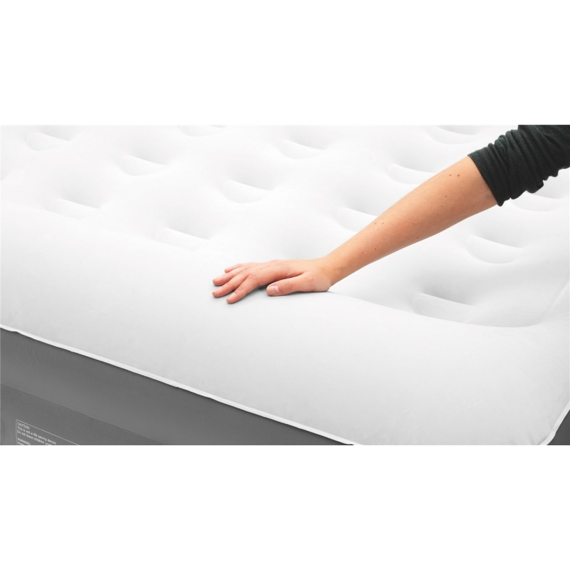 matelas pneumatique 1 pls avec gonfleur materiel de camping. Black Bedroom Furniture Sets. Home Design Ideas