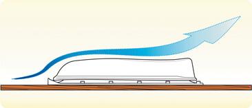 Lanterneau vent 40 blanc ebay - Coupe bruit exterieur ...