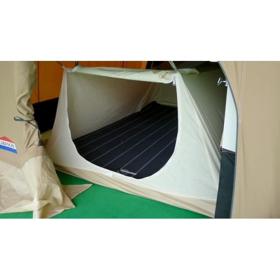 chambre sous plateau caravane pliante