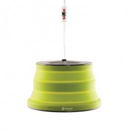 Abat-Jour LED rétractable Vert