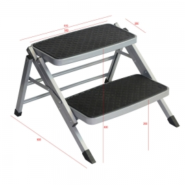 Marchepied 2 marche XXL Pliable