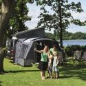 Auvent camping car