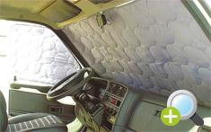 isolant de cabine Harmonie plus apporte une excellente isolation contre la chaleur et le froid dans votre camping-car.